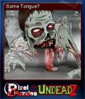 Pixel Puzzles UndeadZ Card 06
