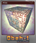 Qbeh-1 The Atlas Cube Foil 5