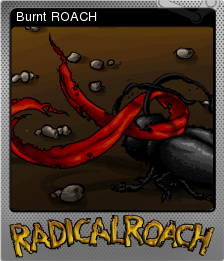 RADical ROACH Deluxe Edition Foil 07