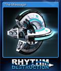 Rhythm Destruction Card 3