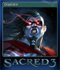 Sacred 3 Card 10