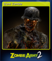 Sniper Elite Nazi Zombie Army 2 Card 5