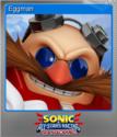Sonic & All-Stars Racing Transformed Foil 3