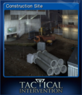 Tactical Intervention Card 09