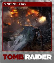 Tomb Raider Foil 4