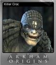 Batman Arkham Origins Foil 7