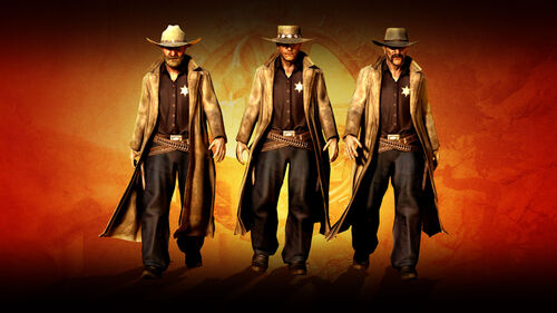 Call of Juarez Artwork 6