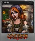 Cinders Foil 1