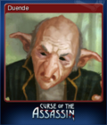 Curse of the Assassin Card 4