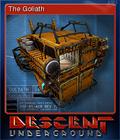 Descent Underground Card 5