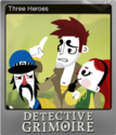 Detective Grimoire Foil 01