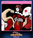 Double Dragon Neon Card 01