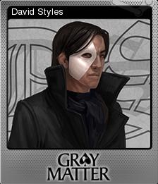 Gray Matter Foil 2