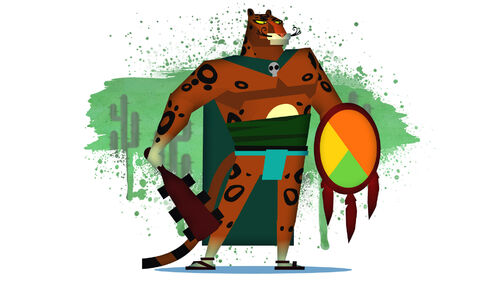 Guacamelee Artwork 4