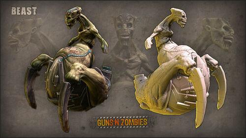 Guns n Zombies Artwork 6