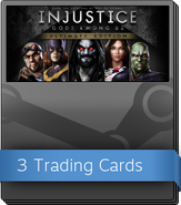 Injustice Gods Among Us Booster Pack