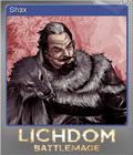 Lichdom Battlemage Foil 1