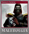 Malebolgia Foil 4