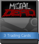 Metal Dead Booster Pack