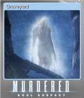 Murdered Soul Suspect Foil 6