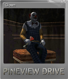 Pineview Drive Card 04 Foil