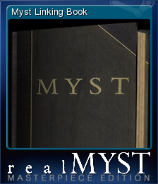 RealMyst Masterpiece Edition Card 2