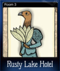 Rusty Lake Hotel Card 4