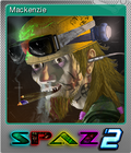 Space Pirates And Zombies 2 Foil 1