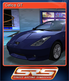 Street Racing Syndicate Card 4
