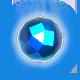 Terrorhedron Badge Foil