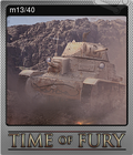 Time of Fury Foil 2