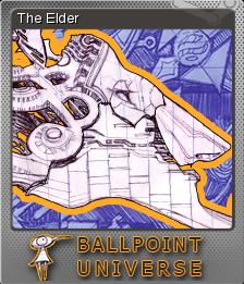Ballpoint Universe Infinite Foil 02