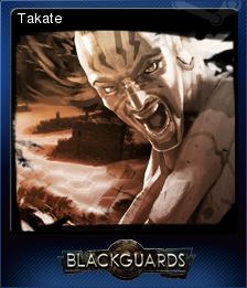 Blackguards Card 7