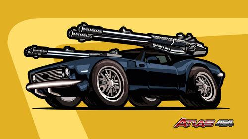 Carnage Racing Artwork 1