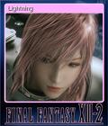 FINAL FANTASY XIII-2 Card 4