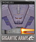 Gigantic Army Foil 6