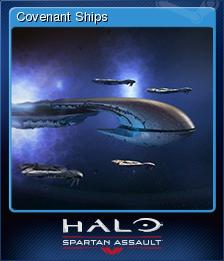 Halo Spartan Assault Card 1