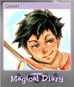 Magical Diary Foil 3