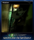 Overcast - Walden and the Werewolf Card 1