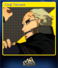 Persona 4 Golden Card 5