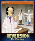 Reversion - The Meeting Card 2