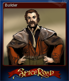 Spice Road Card 1