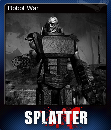 Splatter - Blood Red Edition Card 3
