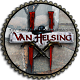 The Incredible Adventures of Van Helsing II Badge Foil