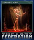 The Last Federation Card 02