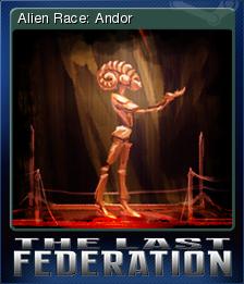 The Last Federation Card 02