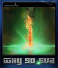 Why So Evil Card 7