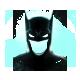 Batman Arkham Origins Blackgate Badge 1