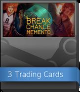 Break Chance Memento Booster Pack