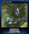 Brutal Legend Card 5